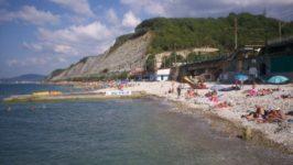 Пляжи Дедеркоя фотографии