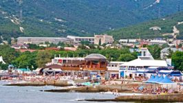 кабардинка пляжи фото