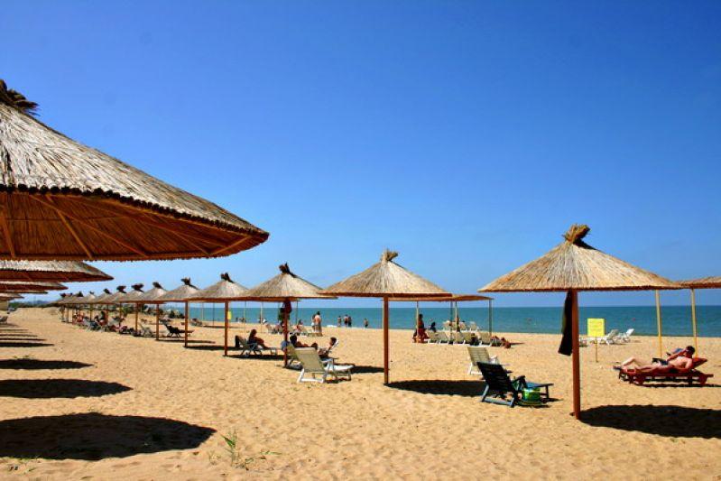 Пляж гостиничного комплекса Джами