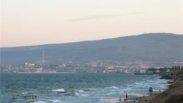 Пляжи на Каспийском море