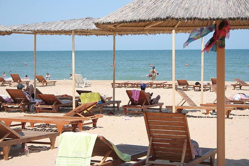 Пляж Лагуна