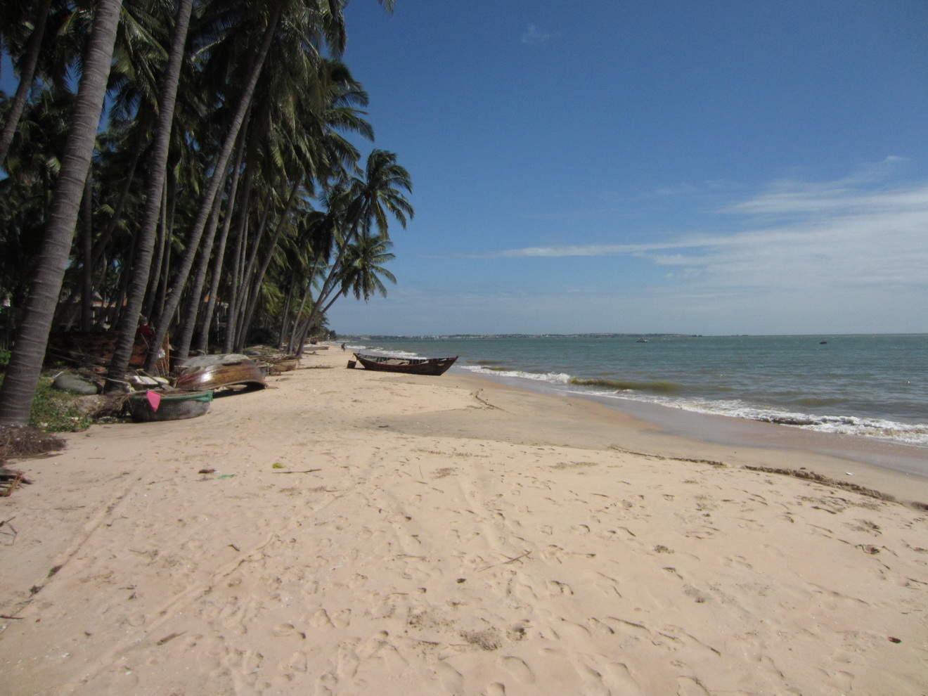 пляж муйне фото