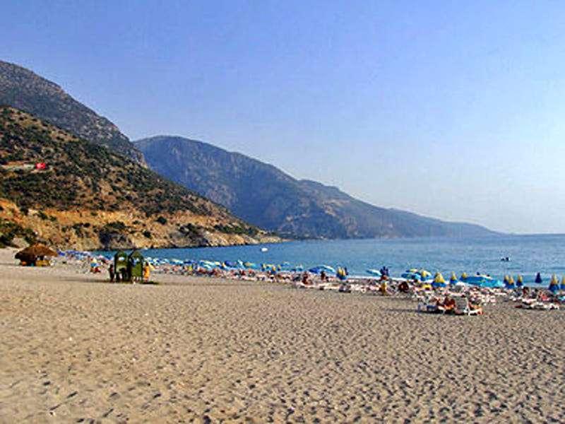 Олюдениза пляж и фото