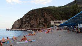 партенит пляжи