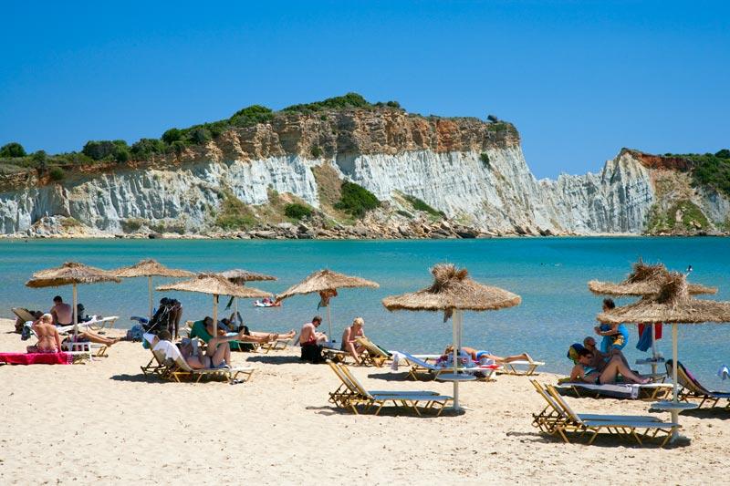 Пляж Геракас