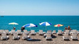 Пляжи Дагомыса