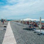 комфортабельный пляж Дагомыса