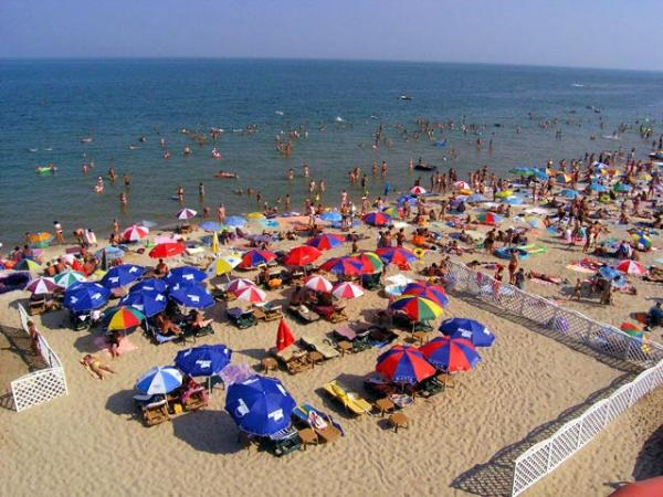 Фото пляжей Затоки