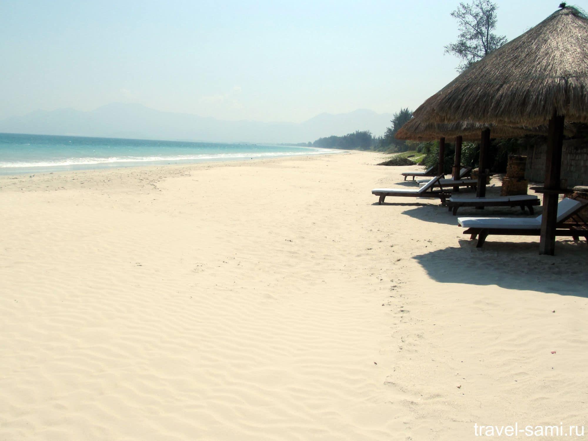 Пляж Зоклет во Вьетнаме