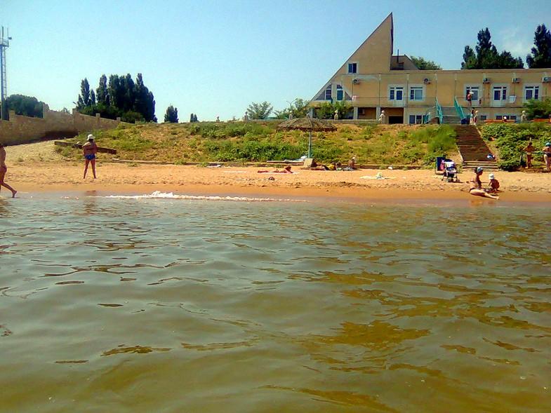 Отдых в поселке Кучугуры