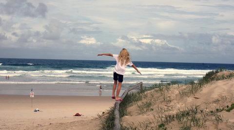 Пляжи Золотого побережья Австралии