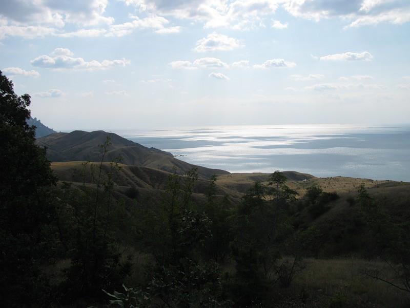 Дикие пляжи Лисьей бухты