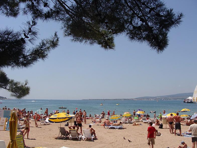 Пляжи в Геленджике
