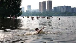 Лучшие пляжи в Москве
