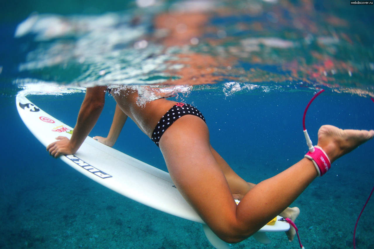 Потрясающий серфинг на Филиппинах