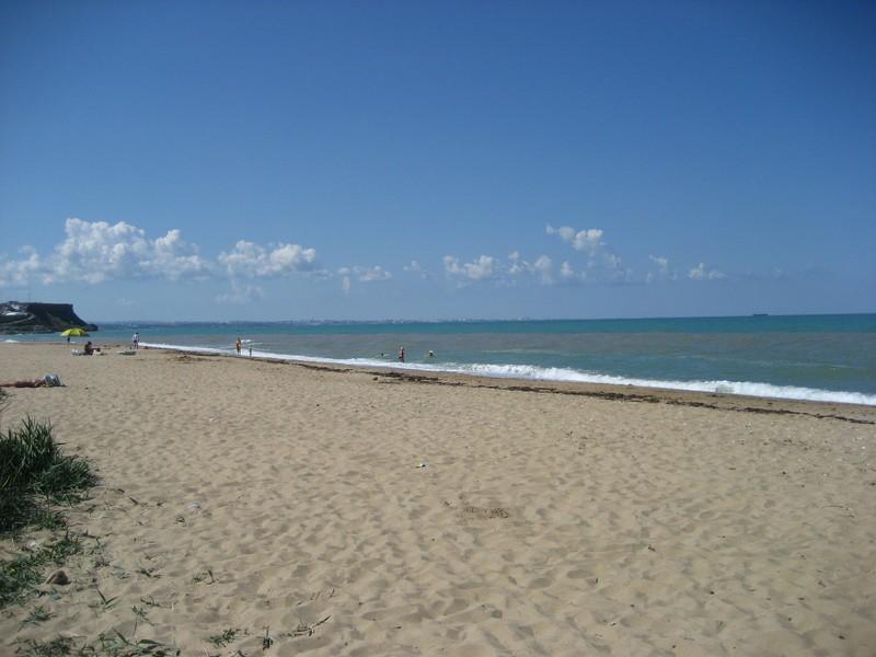 Лучшие пляжи в Севастополе