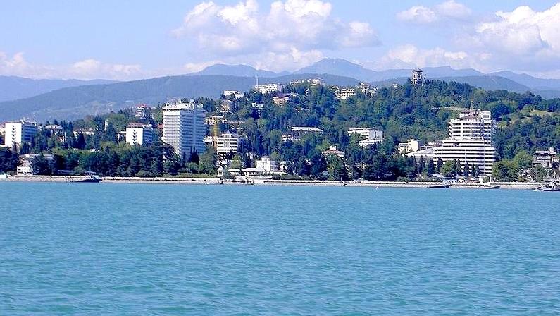 Лучшие пляжи в Сочи