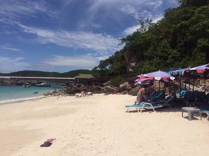 Пляжи Ко Лана - Сангван