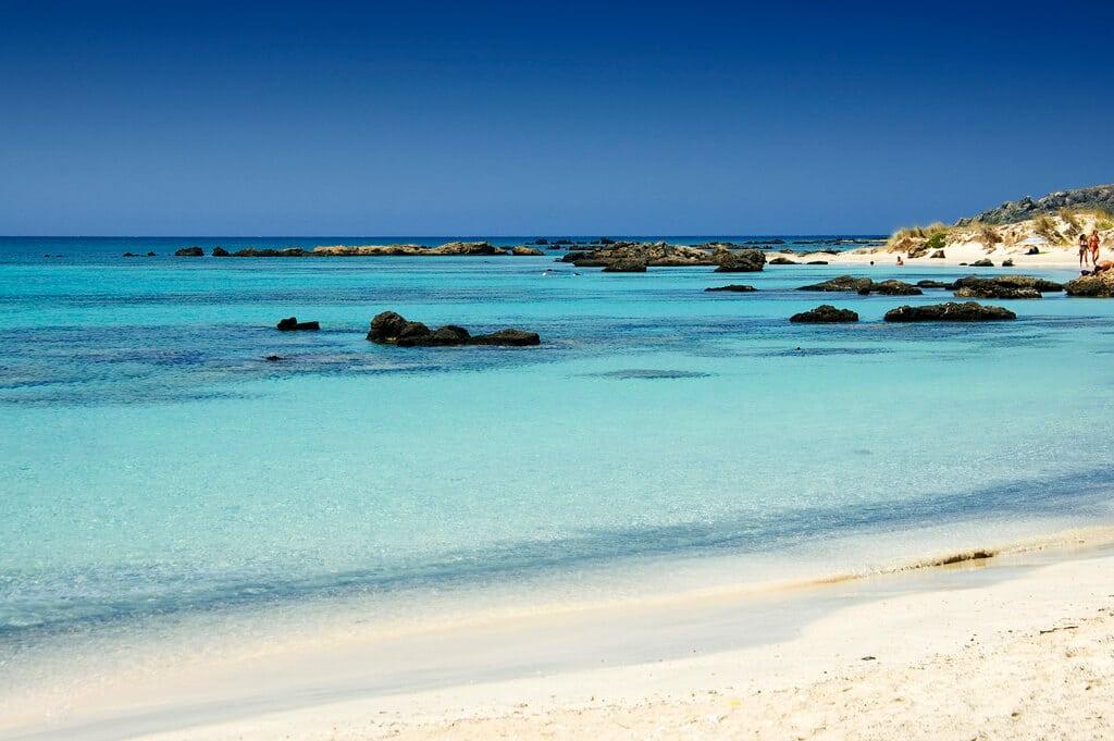 Фото пляжа Элафониси