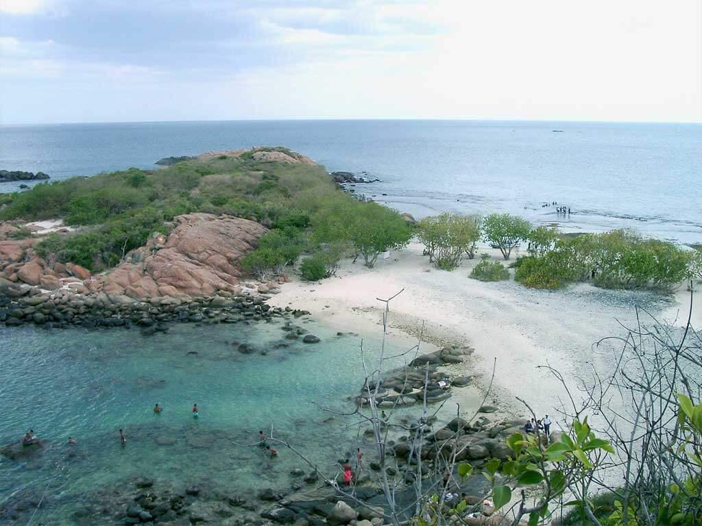 Фото пляжа Тринкомале