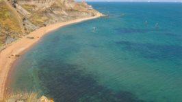 Фото пляжей Тамани