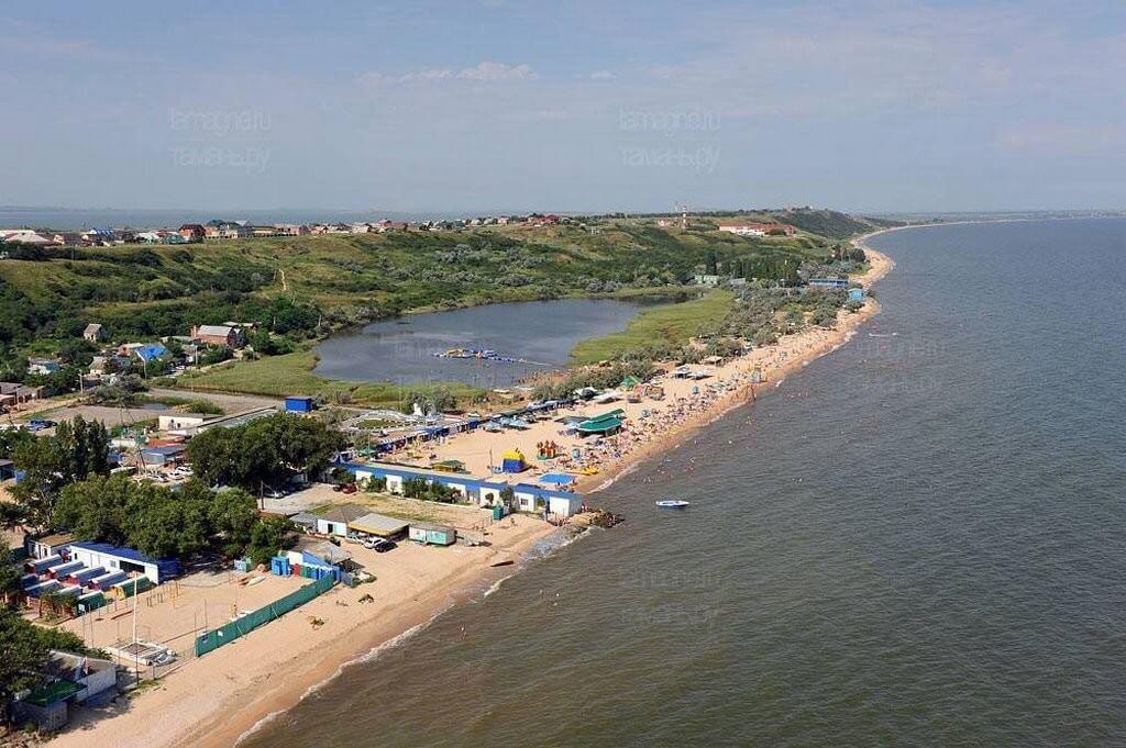 Голубицкая пляжи фото