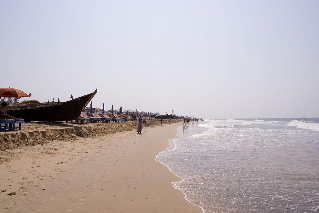 пляж калангут гоа индия фото как некоторые другие