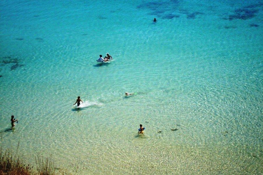 Море у поселка Марьино