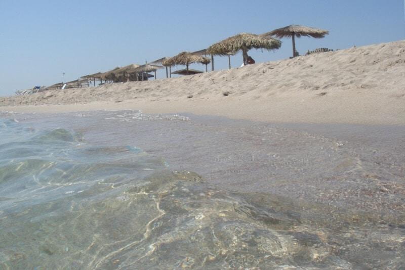 Песчаные пляжи Беляуса