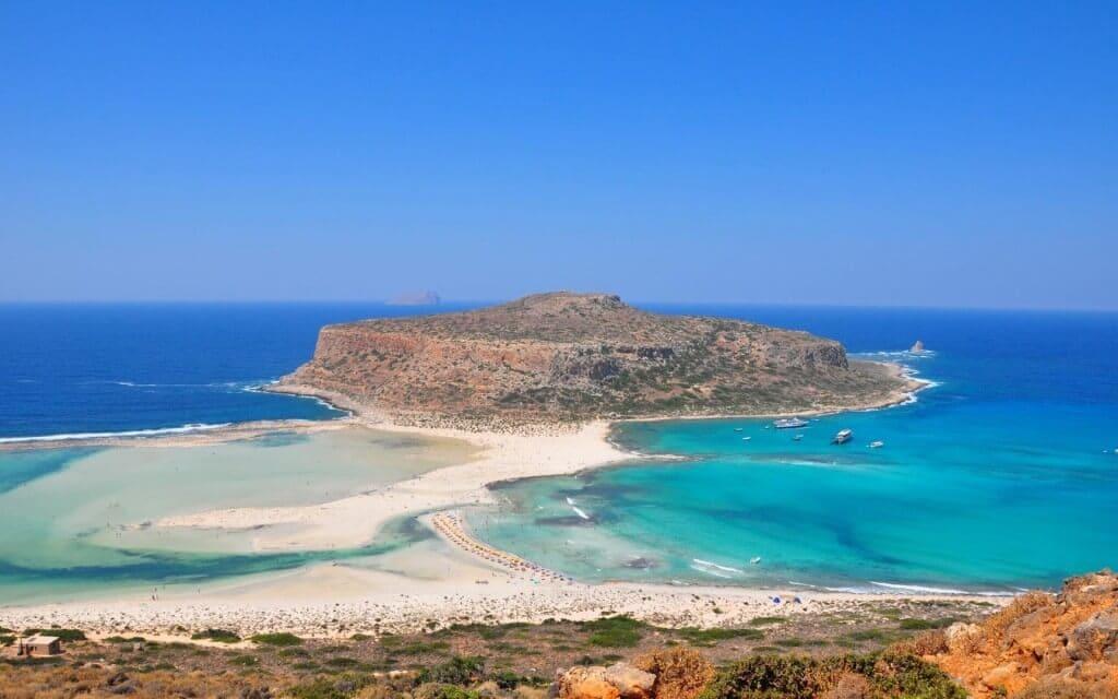 Пляж Элафониси, Греция