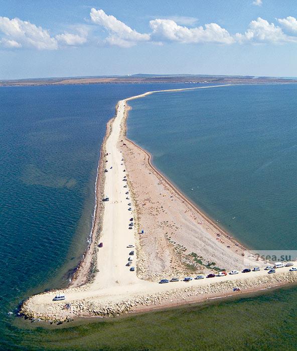 Пляж Керченский