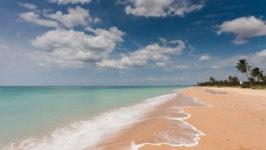 Пляж Тринкомале на Шри-Ланке