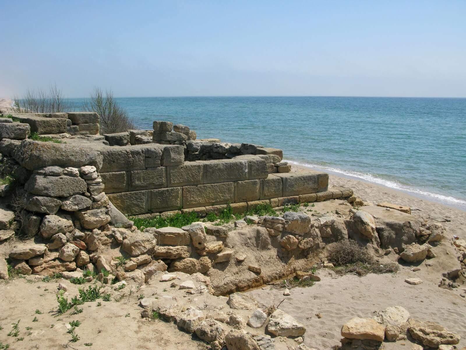 Руины Беляуса