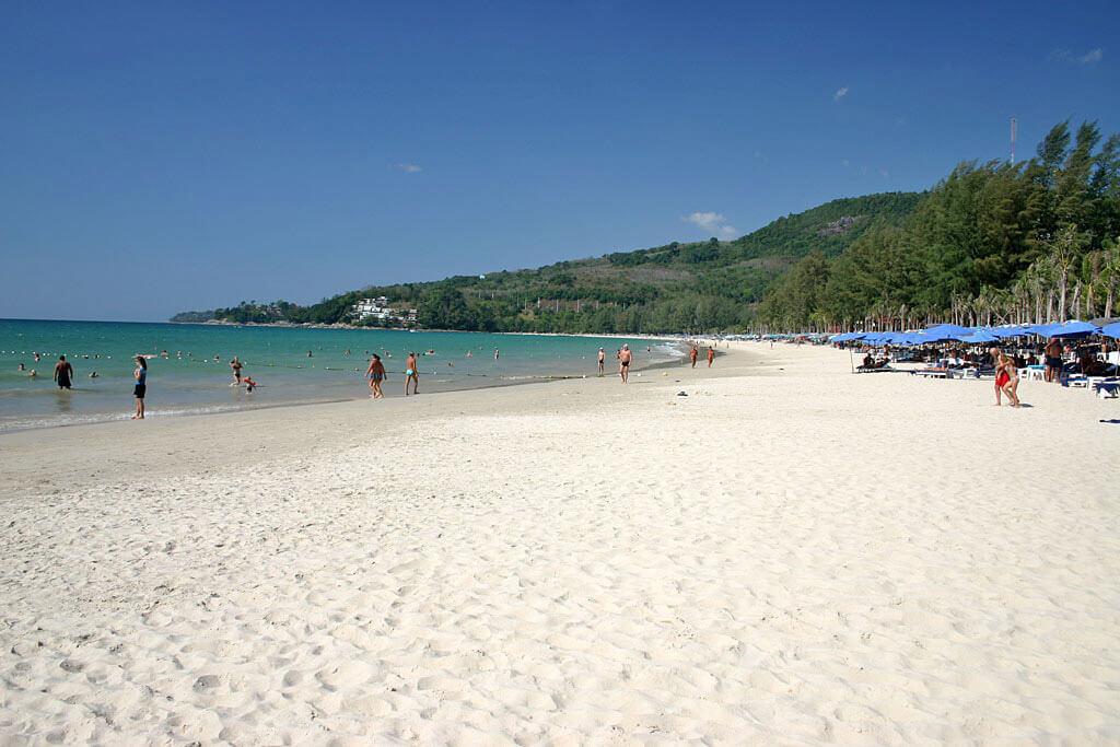 Отзывы туристов о Kamala Beach