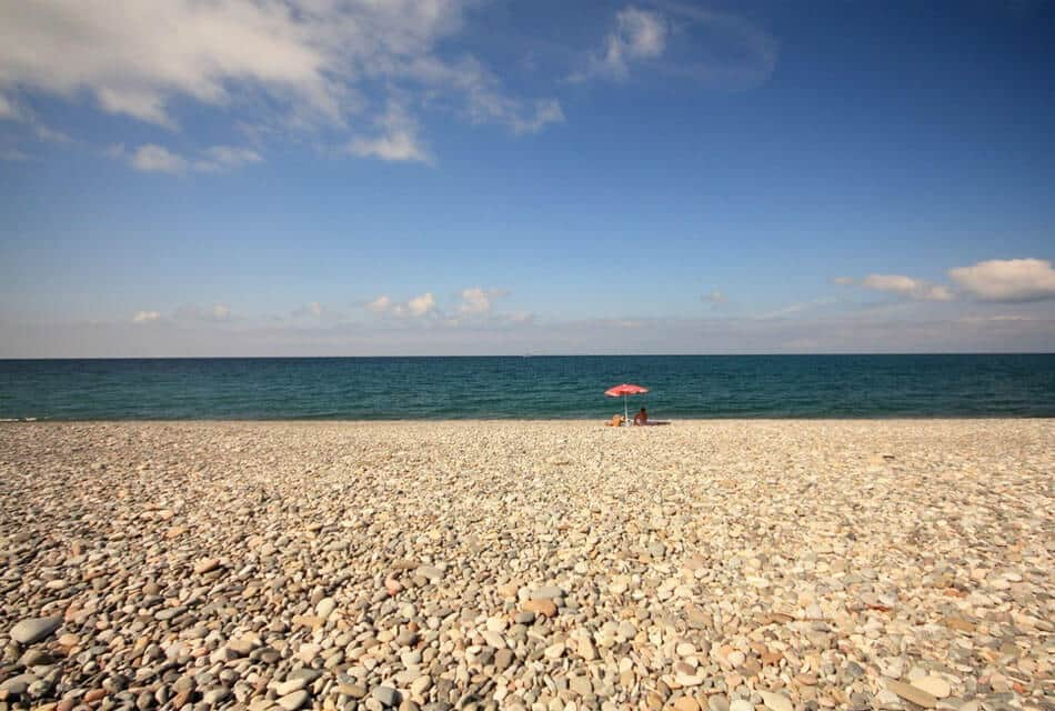 фото пляжа Гонио