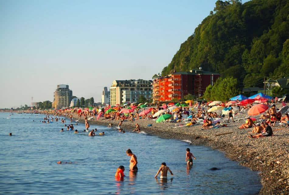 Фото пляжа Квариати