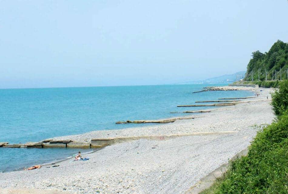 Пляжи Головинка