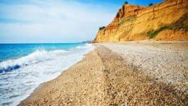 пляж Любимовка Севастополь