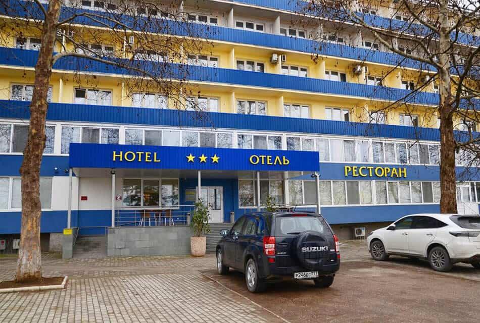 Гостиница Оптима Севастопотль