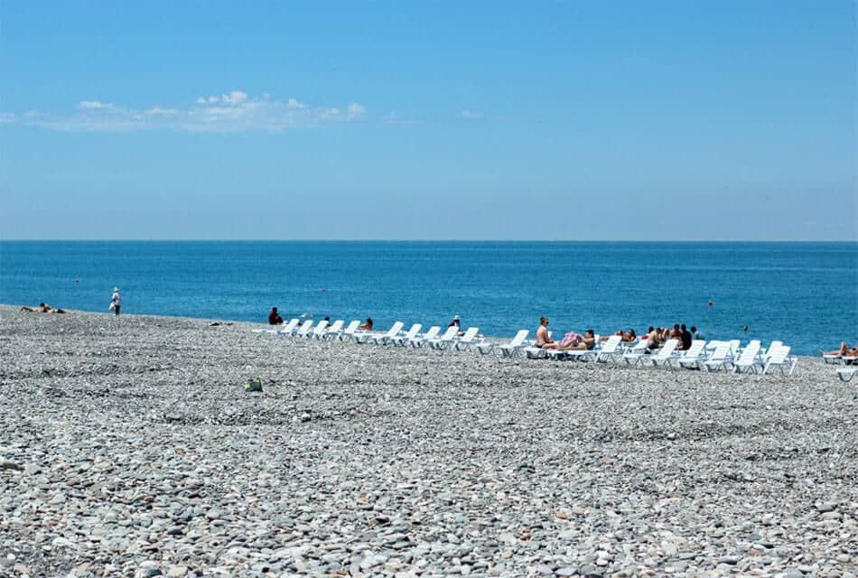 Фото пляжа Барцхана