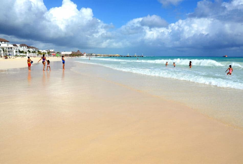 Центральный пляж Батуми