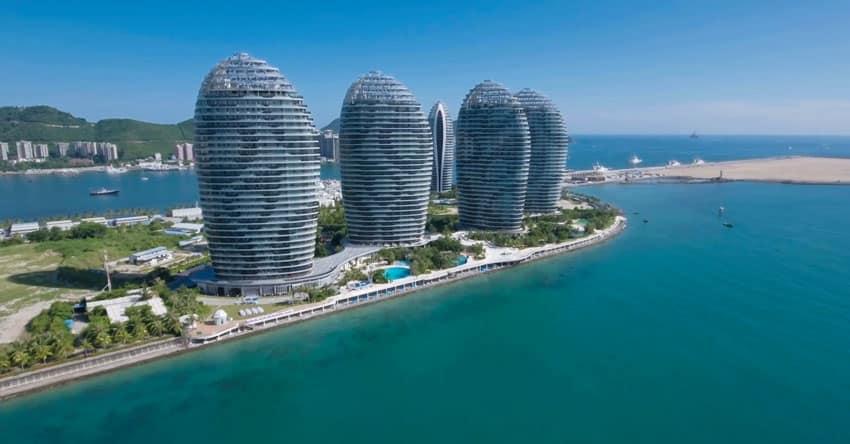 Phoenix Island Resort Sanya Ялунвань