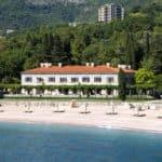 берег Черногории Королевский пляж