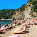 пляж Могрен