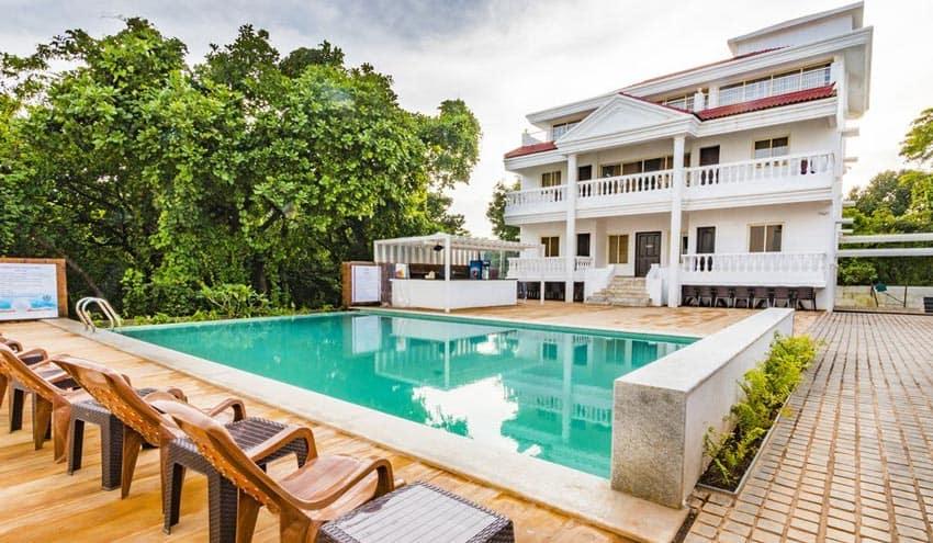 Hotel Casa Ahaana Анджуна