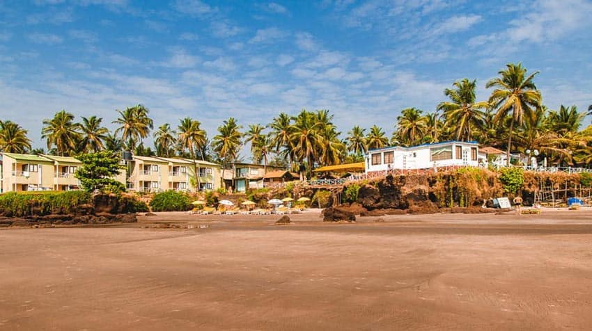 прибережные отели Ашвем