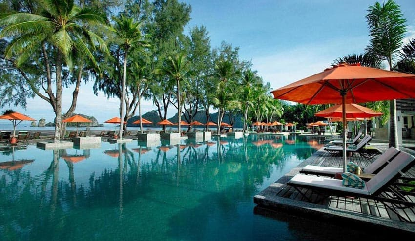 Tanjung Rhu Лангкави