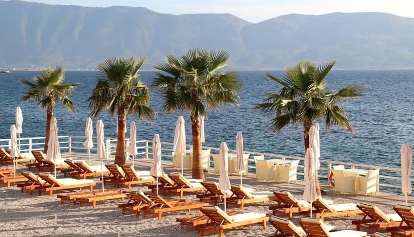 пятизвездочные пляжи Албании