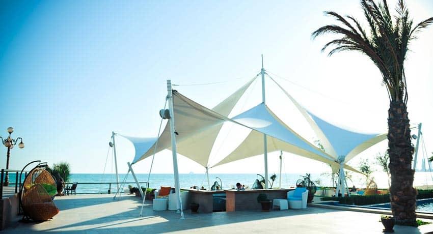 Crescent Beach Азербайджан