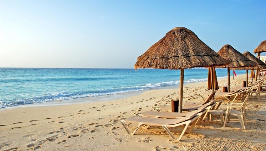 пляжи Азербайджана